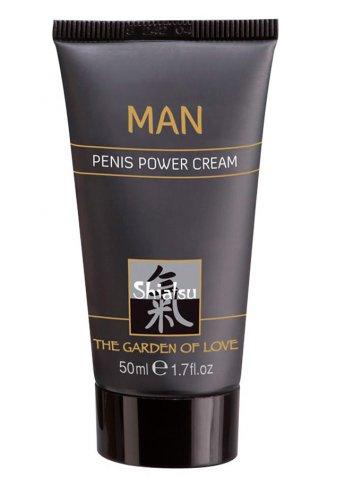 Shiatsu Power Cream For Men