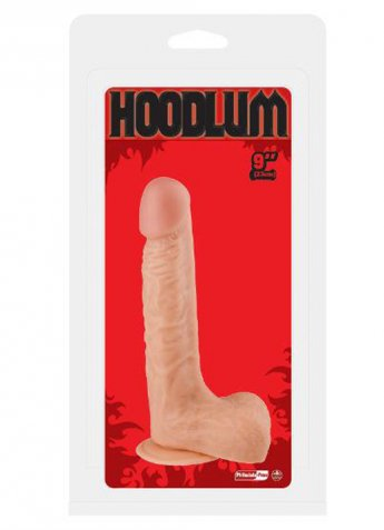 Hoodlum 23 Cm Ten Rengi Testisli Dildo