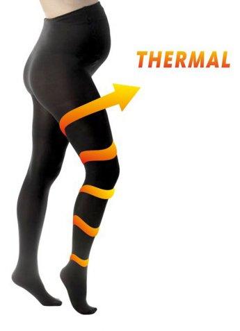 Termal Külotlu Çorap