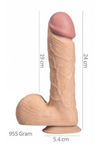 Nokta Sex Shop Büyük Boy Dildo Penis