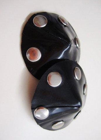 Siyah Sexy Göğüs Ucu Kapatıcı