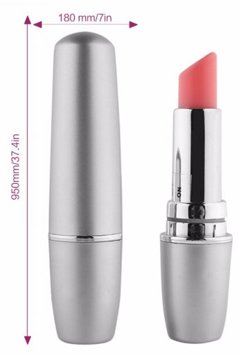 Wonderful Mini Lipstick Ruj Vibratör