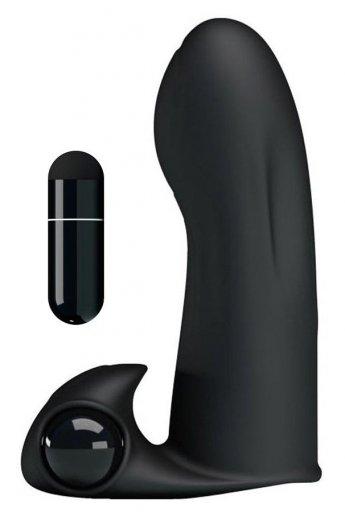Parmak Vibratörü Kadın Klitoris Uyarısı