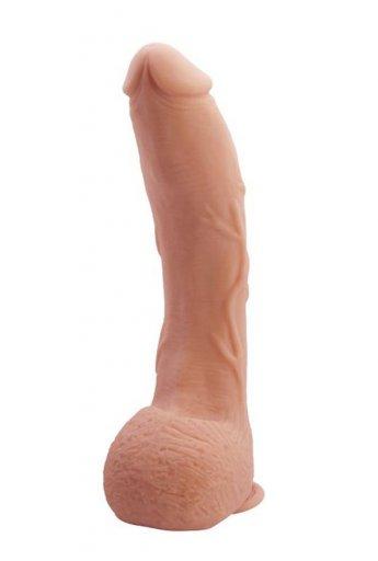 26 Cm Ultra Soft Dokuda Realistik Penis