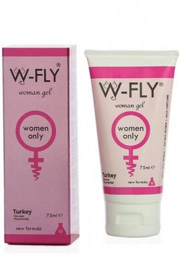 W Fly Woman Orgazm Jeli