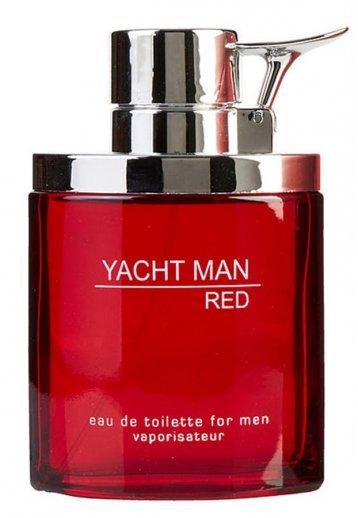 Aromatik Yacht Man Red Erkek Parfümü