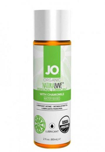 System JO Organik Kayganlaştırıcı 120 ml