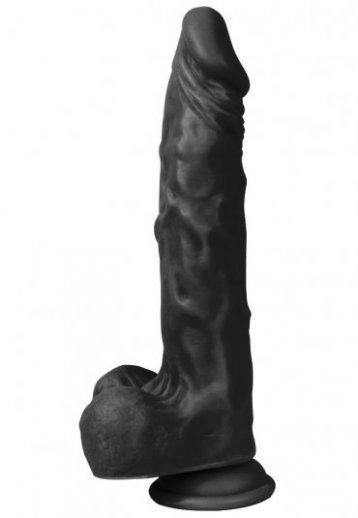 Zenci Et Dokusu Süper Realistik Penis 22.5 CM