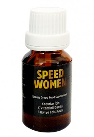 Speed Bayanlara Özel Performans Damlası