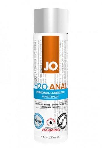 System JO H2O Üst Düzey Etkili Anal Kayganlaştırıcı 120 ml