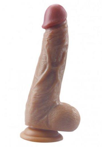 Gerçek Penis Kalıp 21 Cm Realistik Penis