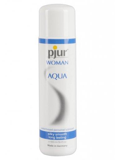 Pjur Woman Aqua Su Bazlı Kayganlaştırıcı 100ml - 0545 356 96 07