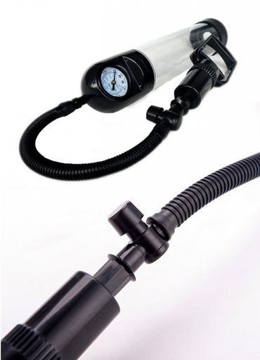 Basınç Barometreli Penis Geliştirici Pompa - 425 TL