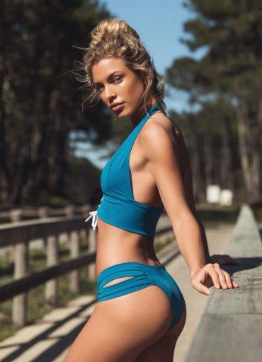 Mavi Bikini Takım