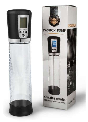 Tam Otomatik Passion Pump Penis Pompası - 850 TL