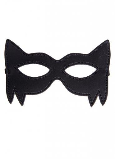 Siyah Deri Maske - 0545 356 96 07