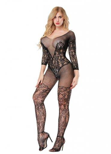 Nokta Shop Lazer Kesim Vücut Çorabı - 0545 356 96 07