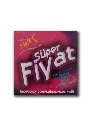 Safex Prezervatif Viaxi Kayganlaştırıcı - 0545 356 96 07