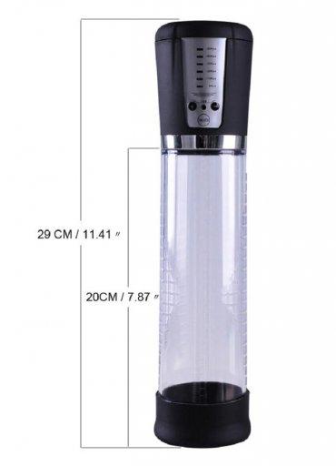 Şarjlı Otomatik Vakum Penis Pompası