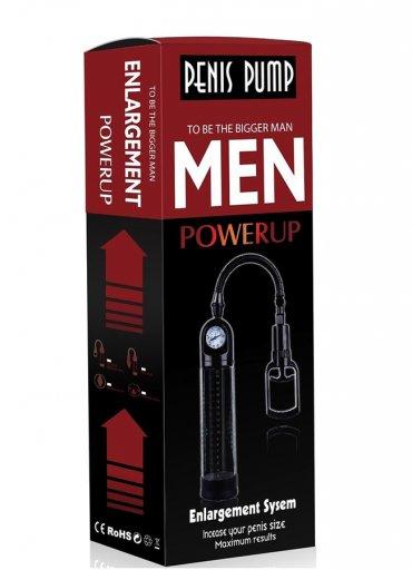 Basınç Göstergeli Penis Pompası - 0545 356 96 07