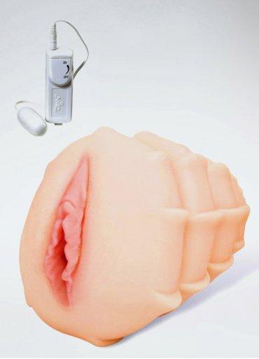 Pussy Perfection Titreşimli Üst Düzey Vajina