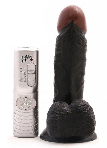 Pudding Pod Zenci Realistik Vibratör