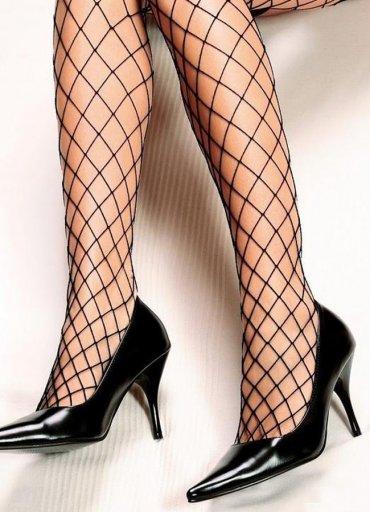 Siyah File Jartiye Çorabı - 0545 356 96 07