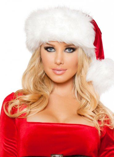 Seksi Noel Şapkası