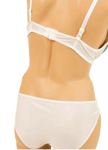 Beyaz Sütyen Takım Dantel Motifli - 0545 356 96 07