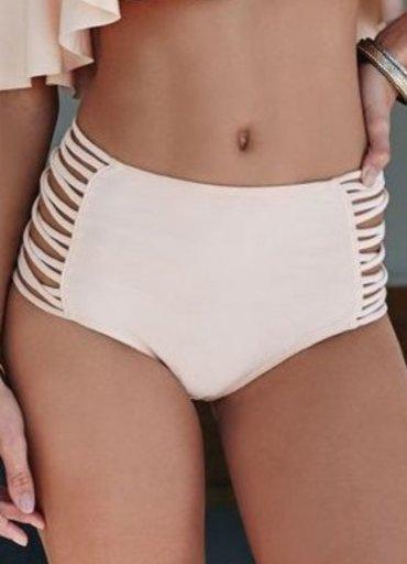 Angelsin Pembe Çok Şık Bikini Alt - 0545 356 96 07