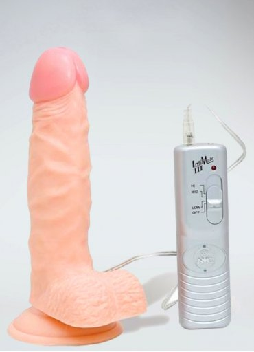 Solid Solution 18 Cm realistik vibratör - 0545 356 96 07