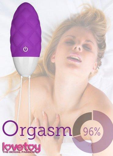 Titreşimli Egg Masaj ve Orgazm Topu