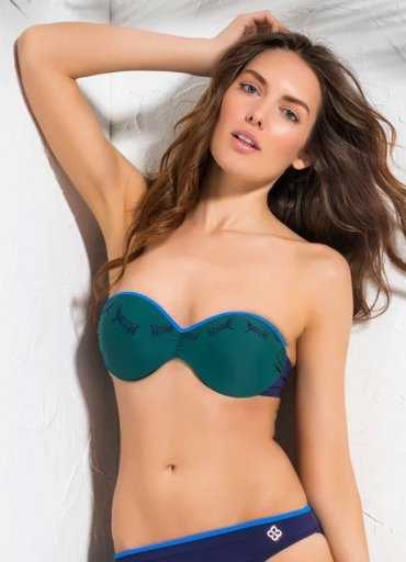 Bikini Yeşil Seksi Tasarım Monia - 195 TL