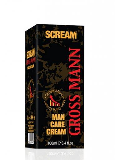 Scream Gross Mann Penis Bakım Kremi - 120 TL
