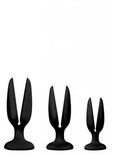 Triple Blaster Açılır 3lü Anal Tıkaç Seti - 0545 356 96 07