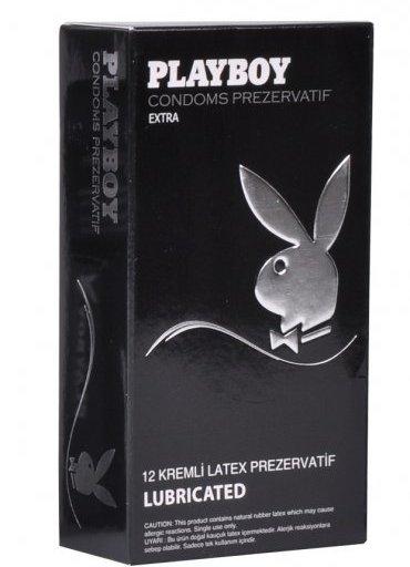 Playboy 12 li Extra Kayganlaştırıcılı - 0545 356 96 07