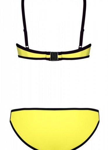 Renkli Altı Sarı Özel tasarım Bikini - 0545 356 96 07