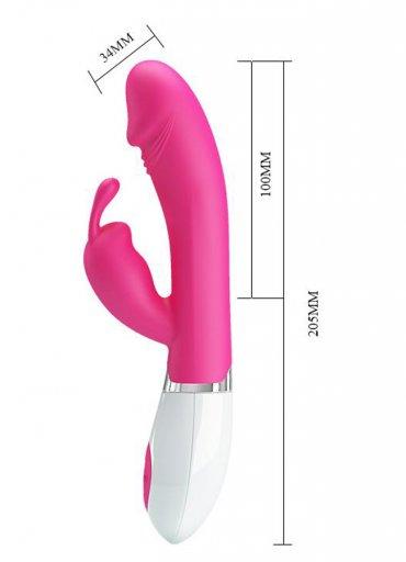 Vajinal Orgazm ve Klitoris Vibratör - 630 TL