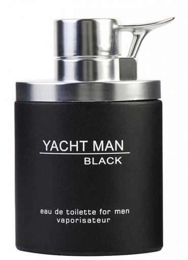 Yacht Man Black Erkek Parfümü 100 ml