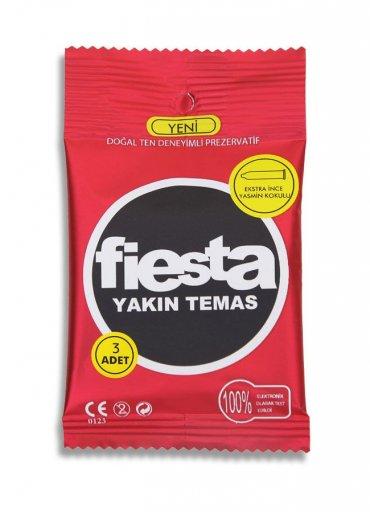 Fiesta Yakın Temas 3lü Paket - 0545 356 96 07