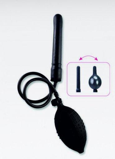 Inftatable Probe Şişirme Özellikli Anal Plug