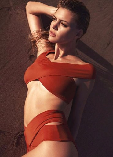Kırmızı Özel Tasarım Bikini Takım - 0545 356 96 07