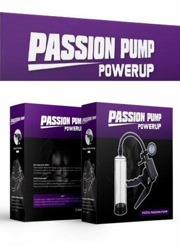 Passion Pump Powerup Tabancalı Penis Pompası