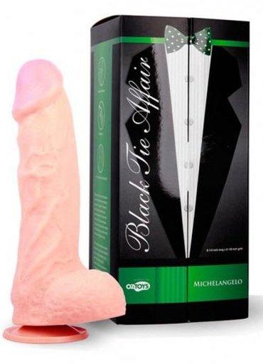 Black Tie Affair Realistic Dong Michelangelo - 0545 356 96 07