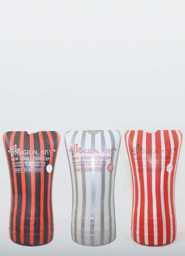 3 Farklı Renkte Soft Tube Cup Ultra Size - 200 TL