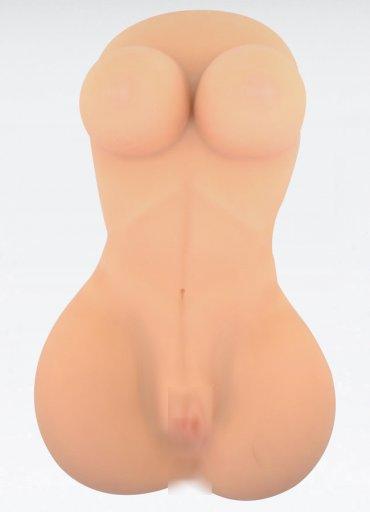 Oriental Carrie Solid Yarım Vücut Manken