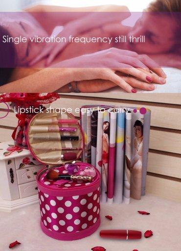 Wonderful Lipstick Mini Ruj Vibratör - 145 TL