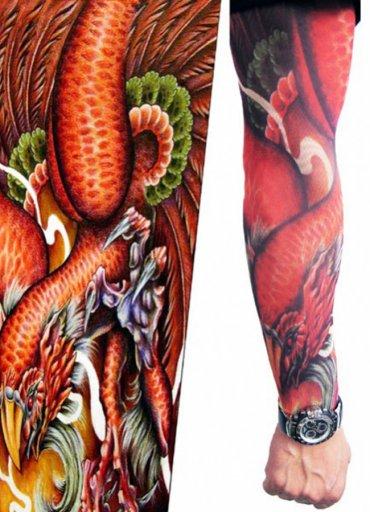 Tattoo Özel Tasarım Giyilebilir Dövme - 25 TL