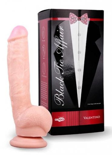 Black Tie Affair Realistic Dong Valentino - 0545 356 96 07