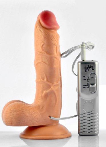 Enduro Blaster Titreşimli Penis
